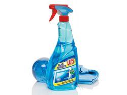 W5 средство для мытья окон