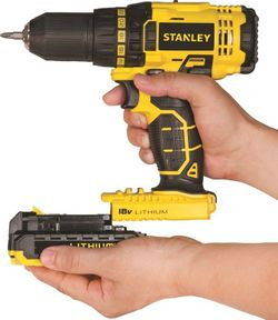Перфоратор Stanley SCD20C2+STHR202K