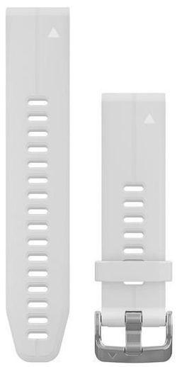купить Аксессуар для моб. устройства Garmin QuickFit 20 Carrara White Silicone в Кишинёве
