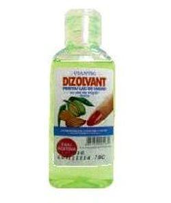 Dizolvant pentru lac de unghii  (fară acetonă) cu ulei de migdal dulce PET