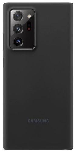 cumpără Husă pentru smartphone Samsung EF-PN985 Silicone Cover Black în Chișinău