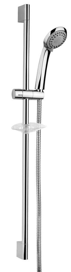 Регулируемая металлическая душевая штанга FERRO N300 A (ванная комната)