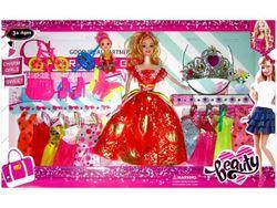 Набор кукла с одеждой 55X32X5cm