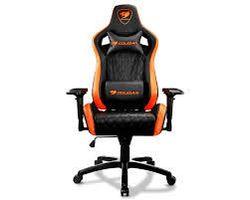Игровое кресло Cougar ARMOR S Black / Orange,