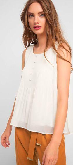 Блуза ORSAY Белый 665045
