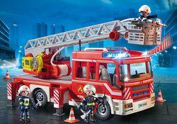 cumpără Jucărie Playmobil PM9463 Fire Ladder Unit în Chișinău