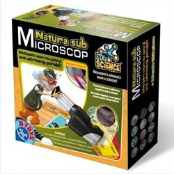 Развивающий набор Natura sub microscop, код 41228