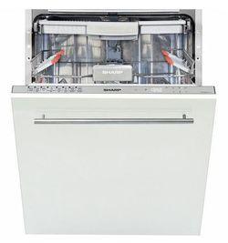 cumpără Mașină de spălat vase încorporabilă Sharp QWGD54RR443X în Chișinău