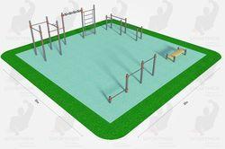 Спортивная площадка K-1