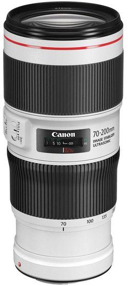 cumpără Obiectiv Canon EF 70-200 mm f/4L IS II USM în Chișinău