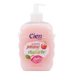 "Săpun lichid Cien ""Apple și rubarb"", 500 ml"