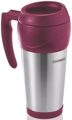 купить Термокружка LEIFHEIT 25785/03 Color Edition, rosie в Кишинёве