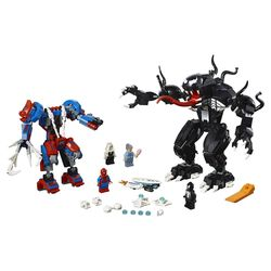 LEGO Super Heroes Человек-паук против Венома, арт. 76115