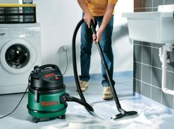 Промышленный пылесос Bosch PAS 11-21 (0603395008)