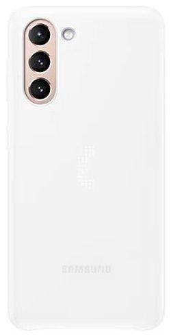 купить Чехол для смартфона Samsung EF-KG996 Smart LED Cover White в Кишинёве