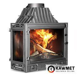 Каминная топка KAWMET W3 16,7 kW с левым боковым стеклом