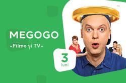 купить Абонемент MEGOGO Кино и ТВ на 3 месяца в Кишинёве