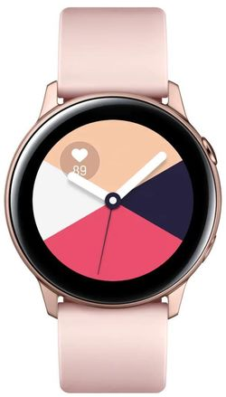 купить Смарт часы Samsung SM-R500 Galaxy Watch Active Gold в Кишинёве