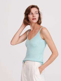Блуза RESERVED Бирюзовый