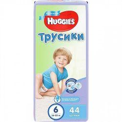 Трусики Huggies Little Walkers 6 Boy (16-22 кг) 44 шт
