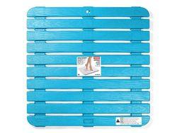 Platforma dus Tatay 55X55X3cm albastru, plastic