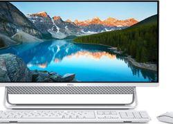 cumpără Monobloc PC Dell Inspiron 7700 FHD IPS Infinity Non-Touch Silver/White (273520494) în Chișinău