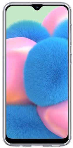 cumpără Husă telefon Samsung EF-QA307 Clear Cover Transparent în Chișinău