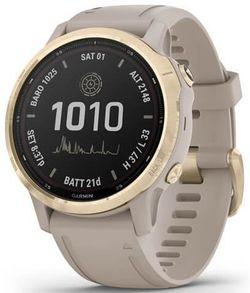 купить Смарт часы Garmin fenix 6S - Pro Solar Edition Yellow в Кишинёве