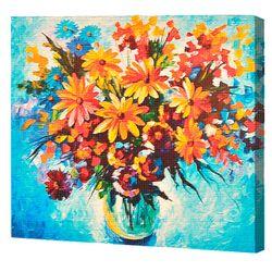 Полевые цветы, код GA74197