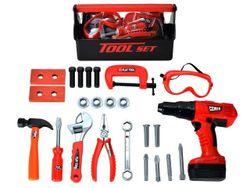 Набор инструментов в ящике Tool set черный