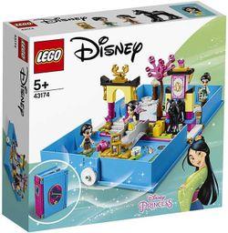 LEGO Disney Книга сказочных приключений Мулан, арт. 43174