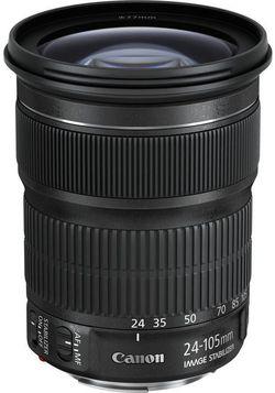 cumpără Obiectiv Canon EF 24-105 mm f/3.5-5.6 IS STM în Chișinău