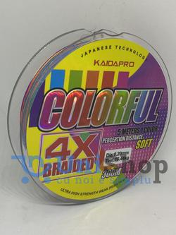 Шнур Kaida Pro 300м 0,20мм