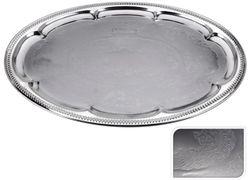Tava din metal ovala EH 46X34cm