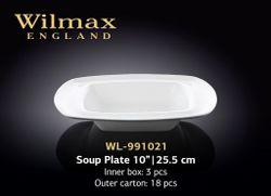 Тарелка WILMAX WL-991021 (глубокая 25,5 см)