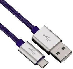 cumpără Cablu IT Hama 80513 Micro 1m Blue în Chișinău
