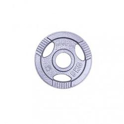 Disc din metal 5 kg d=50 mm 12703 (2734) inSPORTline