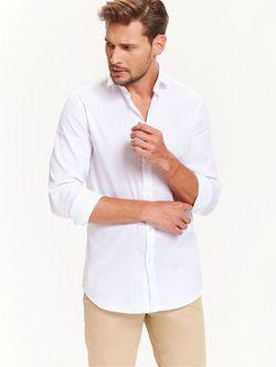 Рубашка TOP SECRET Белый skl2374