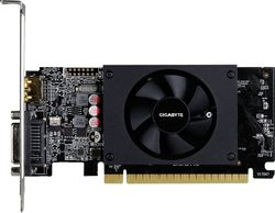 Видеокарта Gigabyte GT710 1GB GDDR5 Low Profile (GV-N710D5-1GL)