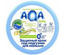 AQA baby крем под подгузник 100 мл
