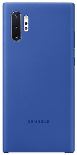 cumpără Husă telefon Samsung EF-PN975 Silicone Cover Blue în Chișinău