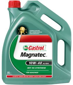 Моторное масло Castrol Magnatec 10W-40 A3/B4 5L
