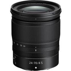 cumpără Obiectiv Nikon Z 24-70mm f4 S Nikkor în Chișinău