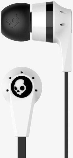 cumpără Cască cu microfon Skullcandy S2IKFY-074 INKD 2.0 in-ear mic White/Black/White în Chișinău