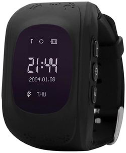 купить Смарт часы WonLex Q50, Black в Кишинёве