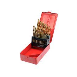 Набор свёрл для металла Sthor STH22330 1-10 мм