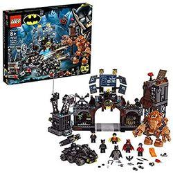 LEGO DC Super Heroes Вторжение Глиноликого в бэт-пещеру, арт.76122