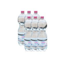 Pодниковая вода Geo Natura 1,5л пэт х6 шт.