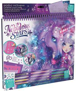 купить Игрушка Nebulous Stars 11371 Creative Sketchbook - Fantasy Horses - Space в Кишинёве