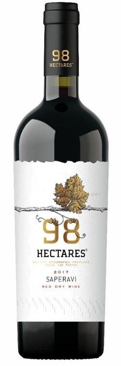 98 Hectares Saperavi
